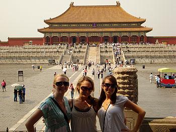 study in china
